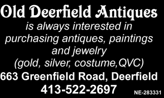 Antiques, Paintings and Jewelry