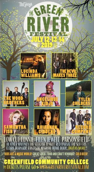 The Green River Festival