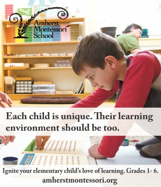 Each Child is Unique. Their Learning Environment Should be Too