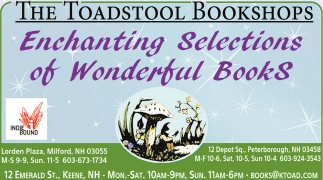 Enchanting Selections of Wonderful Books