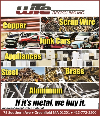 If It's Metal, We Buy It