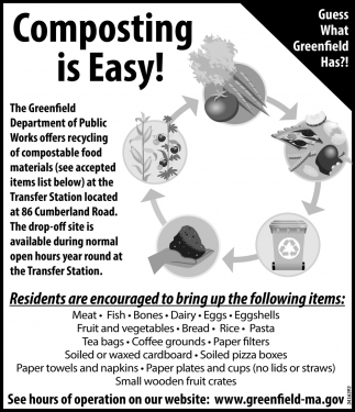 Composting is Easy