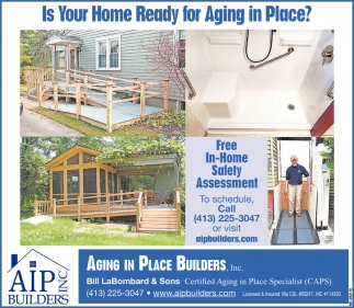 Is Your Home Ready for Aging in Place?