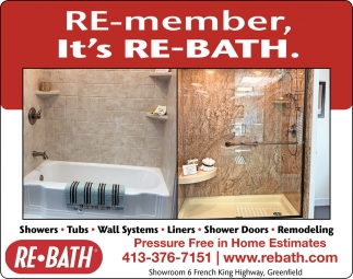 Re-Member It's Re-Bath