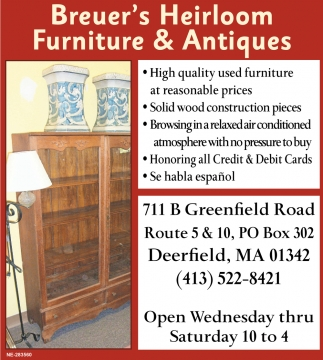 Furniture & Antiques