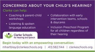 Coaching & Parent -Child Workshops