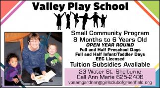 Small Community Program