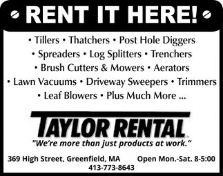 Rent It Here