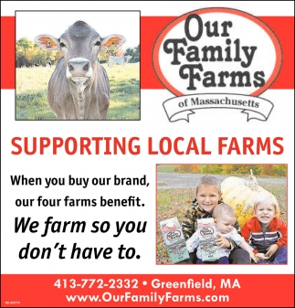 Supporting Local Farms