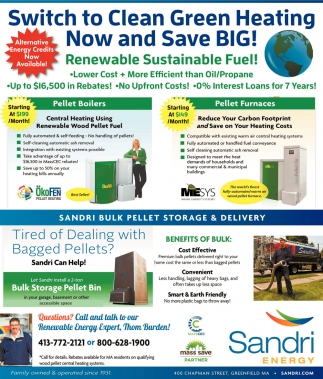 Switch to Clean Green Heating Now and Save Big!