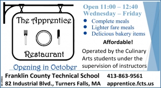 The Apprentice Restaurant