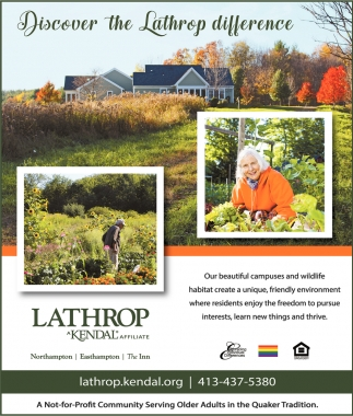 Discover the Lathrop Difference