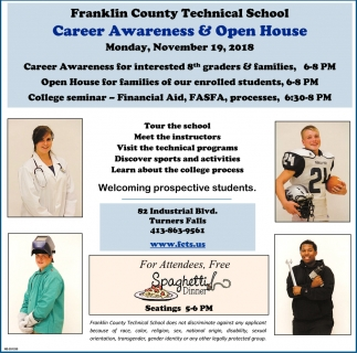 Career Awareness & Open House