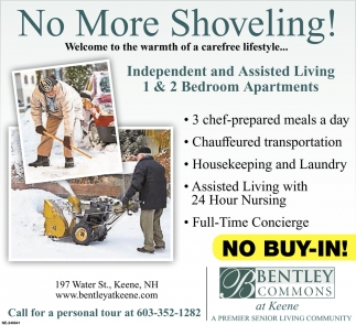 No More Shoveling