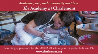 Academics , Arts and Community