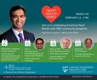 Heart Health Series