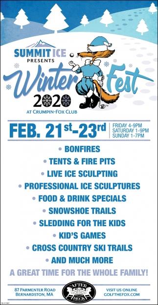 Winter Fest 2020