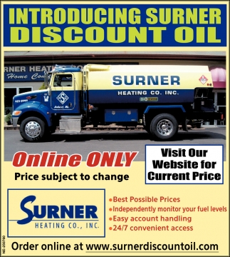 Introducing Surner Discount Oil