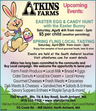 Easter Egg & Candy Hunt