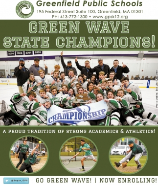 Green Wave State Champions
