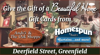 Give the Gift of a Beautiful Home
