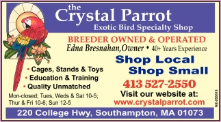Breeder Owned & Operated