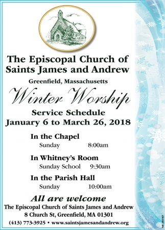 Winter Worship