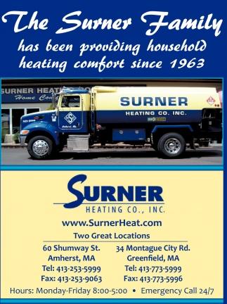 The Surner Family