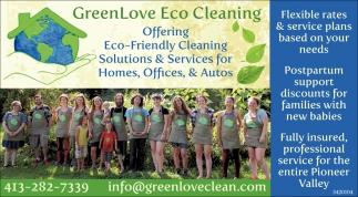 Eco-Friendl Cleaning