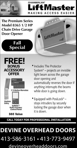 Free! Bonus Accessory Offer