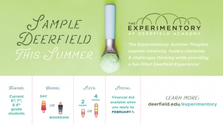 The Experimentory