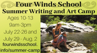 Summer Writing and Art Camp