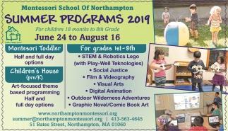 Summer Programs 2019