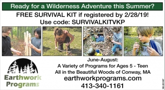 Ready for a Wilderness Adventure this Summer?