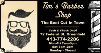 The Best Cut In Town