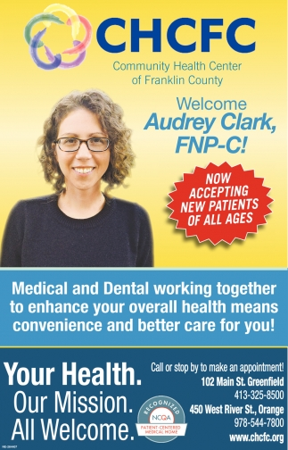 Welcome Audrey Clark, FNP-C