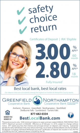 Best Local Bank, Bes Local Rates