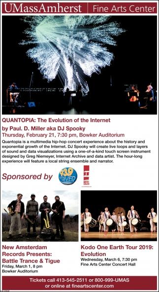 Quantopia: The Evolution of the Internet