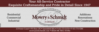 Your All-Service Contractor