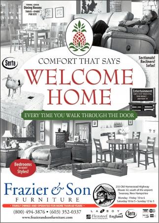 Superbe Ads For Frazier U0026 Son Furniture In Greenfield, MA