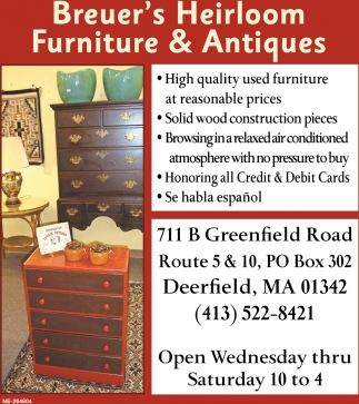 High Quality Used Furniture