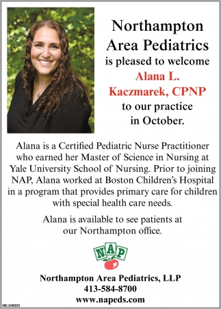 Certified Pediatric Nurse Practitioner