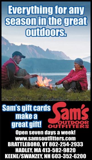 Sam's Gift Cards