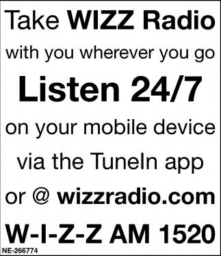 Listen 24/7