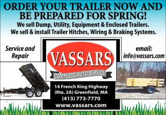 Order Your Trailer Now