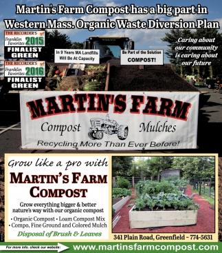 Organic Waste Diversion Plan