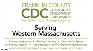 Serving Western Massachusetts
