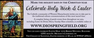 Celebrate Holy Week & Easter
