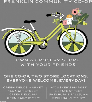 Own a Grocery Store