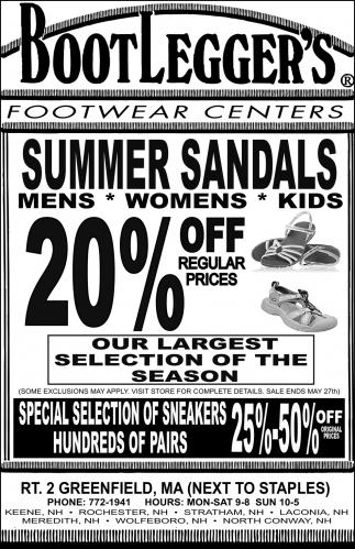 Footwear Centers